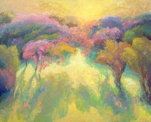Dogwood and Lilacs ArtID